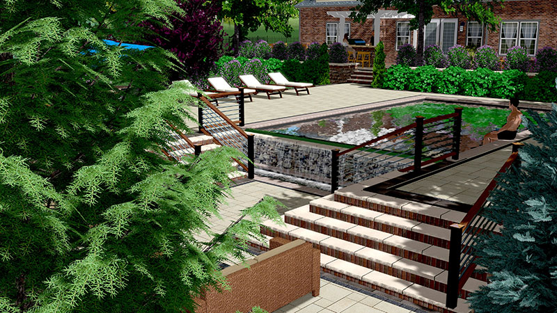 3 Advantages of 3D Landscape Design in Paterson NJ
