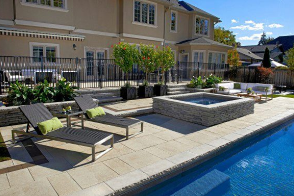 Why Unilock Umbriano Pavers Are Perfect for Your Eatontown, NJ Pool Deck